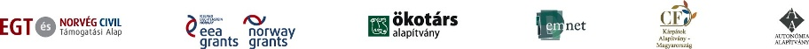 Munkánkat támogatta (2014.08.01. - 2016.04.30.) a Norvég Civil Támogatási Alap